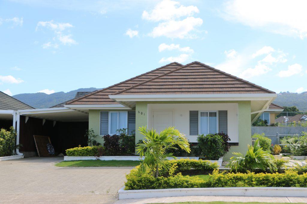 Floor plans richmond jamaica for House plans jamaica