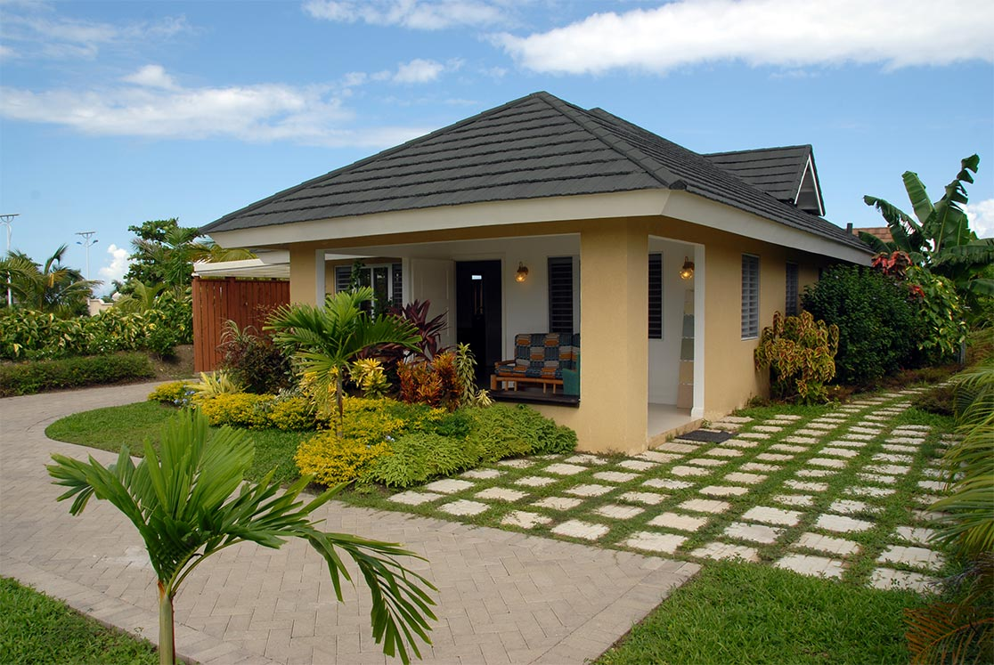 The Crest Homes Richmond Jamaica