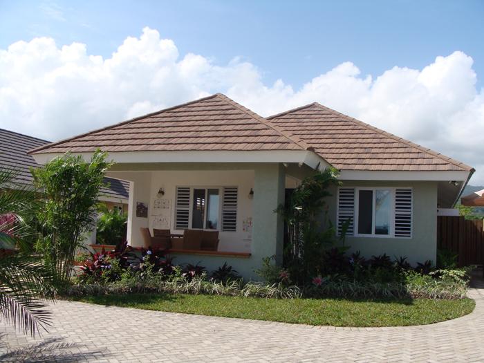 The Crest Homes Richmond Jamaica